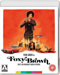 Foxy Brown (Blu-ray) Arrow