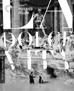 La Dolce Vita (Blu-ray) Uk Criterion