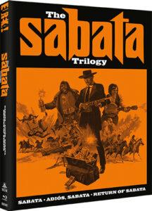 The Sabata Trilogy (Blu-ray) Eureka