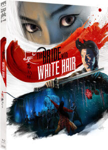 The Bride with White Hair (Blu-ray) Eureka Ltd