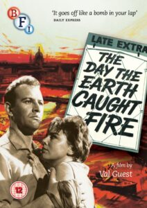 The Day the Earth Caught Fire (DVD) BFI