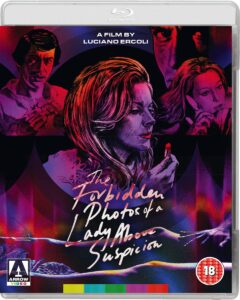 The Forbidden Photos of a Lady Above Suspicion (Blu-ray) Arrow