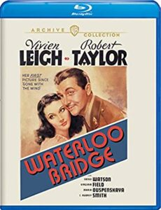 Waterloo Bridge (Blu-ray) Warner Archive