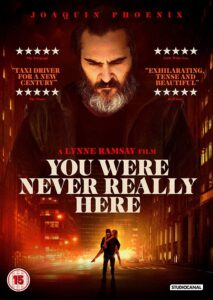 You Were Never Really Here (DVD) Studio Canal