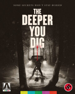 The Deeper You Dig (Blu-ray) Arrow Ltd